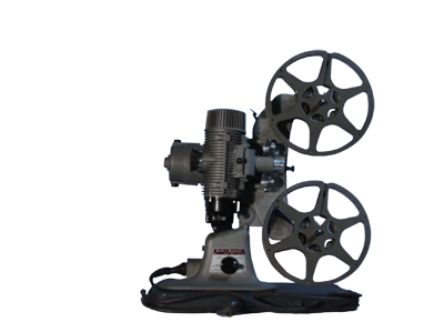 Proyector Bell & Howell 8mm