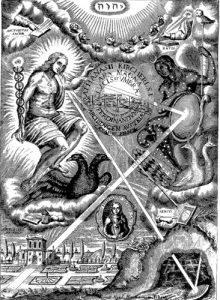 Portada del libro Ars magna lucis et umbrae (La gran ciencia de la luz y la oscuridad)