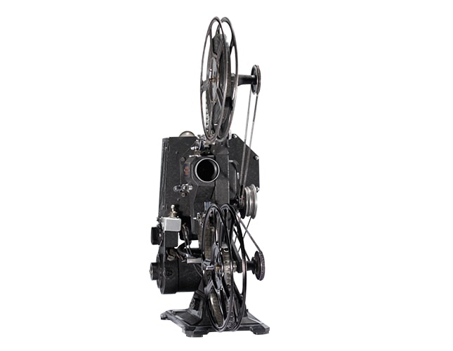 proyector pathescope 9.5mm