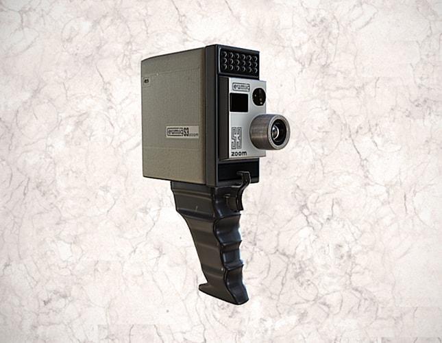 camara eumig 89mm