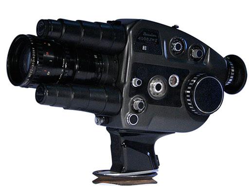 camara tomavistas beaulieu 8mm