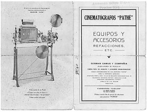 folleto-proyector PATHE