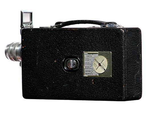 kodak cine modelo k 16mm