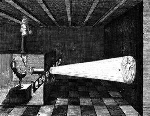linterna magica athanasius kircher