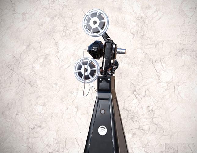 Proyector Óptica de 35 mm