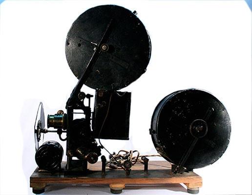 proyector hechizo 35mm magazines cerrados