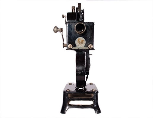 proyector pathe baby 9.5mm