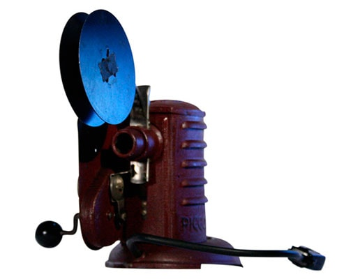 proyector piccolo 16mm