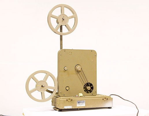 proyector royal 16mm