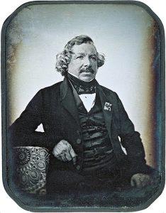 daguerotipo de Daguerre